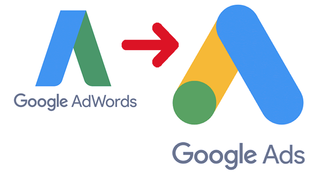 AdWords Rebrand